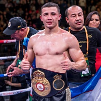 Исраил Мадримов хочет боя с чемпионом мира Джейсоном Росарио