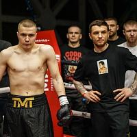 Владимир Мышев победил Владислава Максюченко