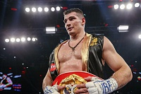 Алексей Папин завоевал титул IBF  International