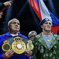 Денис Лебедев принял решение не проводить бой с Арсеном Гуламиряном